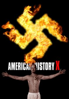 American History X (1998) X אמריקה