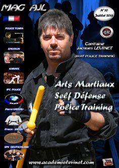 ***MAG AJL N°10 Juillet 2016 –  Académie Jacques Levinet ***MAG AJL N°10 July 2016 – Academy Jacques Levinet