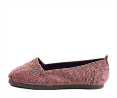Pink Clara Slip-ons....great spring shoes.