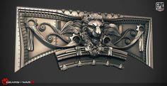 Gears of War: Raam's Shadow Environment Work - Polycount Forum
