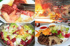 Shaken Beef (Bò Bít Tết). One of my fav ways for cooking beef meat <3. How abt you? ;;)  Get this recipe at www.vietnamesefood.com.vn/vietnamese-recipes/vietnamese-food-recipes/vietnamese-beef-steak-recipe-bo-bit-tet.html
