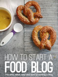 How to Start a Food Blog. The who, what, why, and how of starting a blog. - Budget Bytes