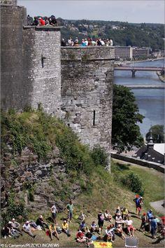 Tour de Pez: Storming The Citadel!