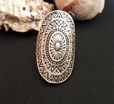 Antique Rings, Antique Silver, Antique Jewelry, Bohemian Rings, Ethnic Jewelry, Statement Rings, Silver Plate, Boho Chic, Plating