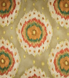 Content: 100% Cotton Width: 54 Inches Fabric Type: Print Upholstery Grade: Light Upholstery Horizontal Repeat: 13.5 Inches Verticle Repeat: 25.25 Inches Finish: Stain  and  Water Repellency Durability