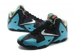 official photos 68555 0df7e Nike LeBron 11 Armory Slate Gamma Blue Light Armory Blue Mens Basketball  Shoes For Wholesale