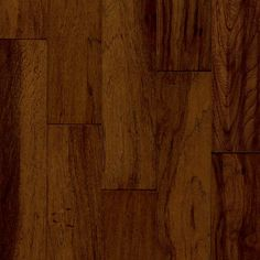 Hickory - Chateau Brown | GCH484CHLG | Hardwood