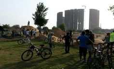 A #Day at #PedalersVillage