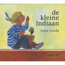 """Een dansproject rond het prentenboek """"De Kleine Indiaan"""" Pier K"""
