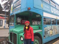 Passeio em ônibus customizado Ushuaia