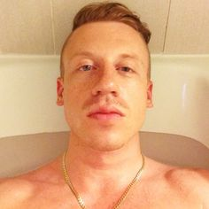 """@macklemore's photo: """"This one of them """"wassup girl, I'm listening to the Aladdin soundtrack, I'm in a bathtub & I didn't bring my swimming suit"""" selfies"""""""