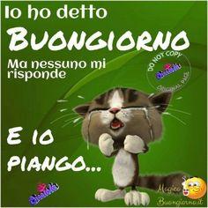 Immagini di Buongiorno belle da Condividere - ImmaginiBuongiorno.info Emoji, Humor, Cards, Snoopy, Lol, Iphone, Instagram, Sicilian, Positive Quotes