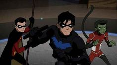 Young Justice Invasion Returns!  In January...