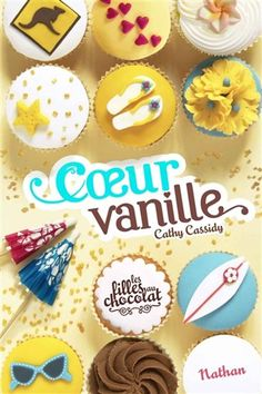 Coeur vanille #05 - CATHY CASSIDY