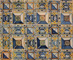 Basílica da Estrela - Lisboa - Portugal. Painel cuja pintura transmite PROFUNDIDADE - postado por Jorge Guerra Maio (fotógrafo).