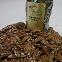 Roasted, Buttered & Salted Pecans! What could be better on a cold winter's night than the aroma of roasted pecans! Our pecans are carefully roasted and coated with just enough butter and salt to create that old-fashioned roasted pecan flavor everybody loves!