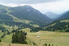 Obereggen, Egna, zomer 2015.