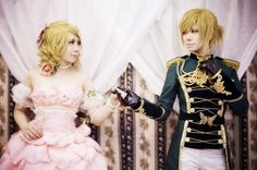 Len and Rin, Vocaloid | Yuki - WorldCosplay LEN IS MINE BIIITCH !!!!!