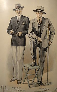 J.L. Taylor Men's Fashion Catalog 1927 - 05 | Lowden1969 ✿ ❀ ❁✿ For more great pins go to @KaseyBelleFox
