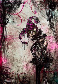 Blush by =MissJamieBrown on deviantART