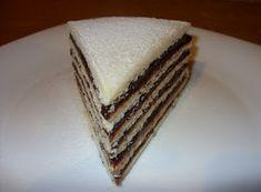 Csiperke blogja: Hatlapos csokis sütemény