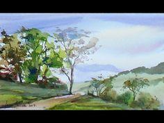 Trucos para principiantes de la Acuarela (Watercolor) - YouTube