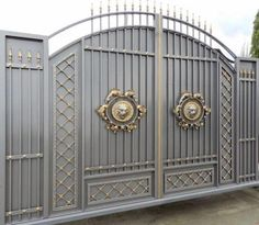 Entrance To Homes Main Gate.Vision Infiniti Homes: New Improved Art Work For The Main Gate. Creating An Impression By Replacing An Entrance Door. Luxury Used Garden Steel Main Gate Designs Buy Main Gate . Home and Family
