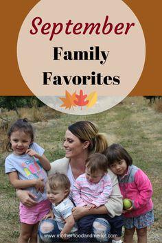 september family favorites, fall items for kids, fall clothing for women