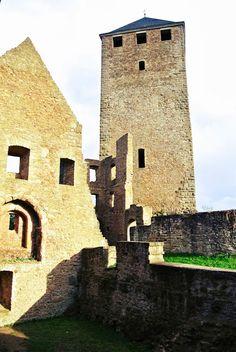 Burg Lichtenberg, Thallichtenberg, Germany