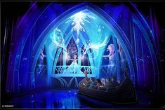'Frozen Ever After:' An Exclusive Look at Disney's Upcoming Attraction - Speakeasy - WSJ  http://blogs.wsj.com/speakeasy/2015/06/09/frozen-ever-after-an-exclusive-look-at-disneys-upcoming-attraction/