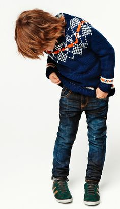 If i had a boy, I will make him dress like this...