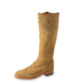 El Estribo boot. Nice work