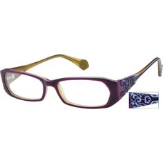 1dceaa663d0e This is a medium size full-rim plastic frame with metal reinforced temples  for additional