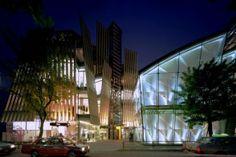 The Jewels of Aoyama  design by Jun Mitsui & Associates Inc Architects