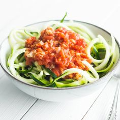Gemüse-Bolognese mit Zoodles_featured