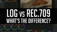 From Casey Faris... This short tutorial explains the difference between a Rec.709 LUT and a Log LUT and when to use each one. V - LUTS for Blackmagic and More - V For more: groundcontrolcolor.com
