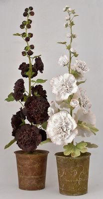 Jim Fairfax's Luxury Problems: porcelain flowers - Ukranian artist Vladimir Kanevsky.....