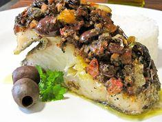 Bacalhau a siciliana | Hoje é dia de bacalhau - Riberalves
