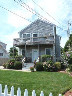 Maison typique à Hyannis Cape Cod #USA