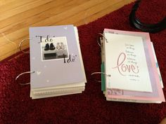 Wedding card book wanted to save all the pretty cards i got and what to do with all those wedding cards m4hsunfo