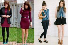 Σε όλες μας έχει συμβεί να πρέπει να βγούμε το βράδυ ξαφνικά. Σε τέτοιες περιπτώσεις δεν έχεις το χρόνο να ετοιμαστείς. Δες εδώ ιδέεες για βραδινό ντύσιμο! Skirts, Fashion, Scarf Tieing, Moda, Fashion Styles, Skirt, Fashion Illustrations, Gowns