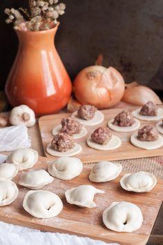 Classic Russian Dumplings - Pelmeni