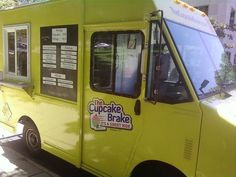The Cupcake Brake Food Truck in Hartford, CT
