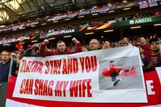 Man United Fans Offer Their Wives To Zlatan Ibrahimovic If He Stays In Their Club - Exlink Lodge - Nigeria Entertainment, Politics & Celebrity News
