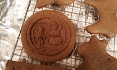 Bread and Circus: Molded Gingerbread Cookies Recipe