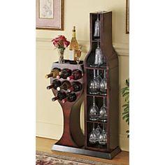 Conversation Piece Wine Rack from Montgomery Ward®   SI53256