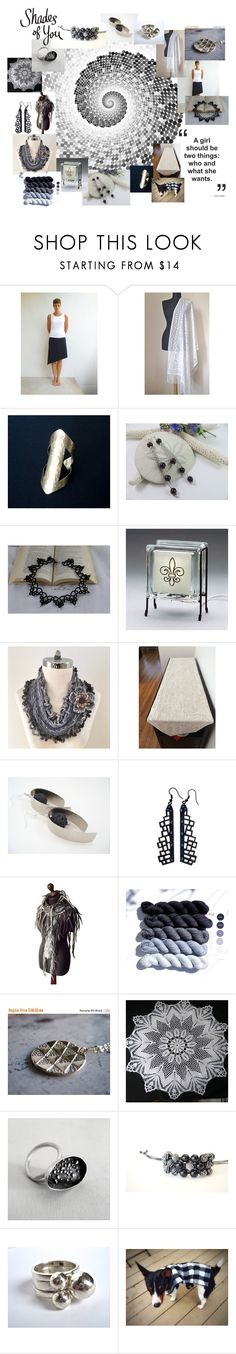 """Shades of You"" by valeriebaberdesigns ❤ liked on Polyvore featuring Cadeau, Satine, Shamballa Jewels and Tela Beauty Organics"