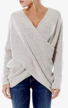 I like this sweater.