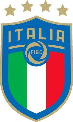 logo italy - بحث Google Football Team Logos, Soccer Logo, Basketball Teams, Sports Logos, Sports Teams, Football Shirts, Italian Football League, Summer Olympics Sports, Italy National Football Team