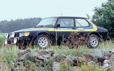 1979 Saab 99 Turbo Rally.